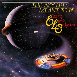 The Way Lifes Meant to Be 1982 single by Electric Light Orchestra