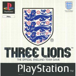 <i>Three Lions</i> (video game) 1998 video game