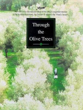 Picture of a movie: Through The Olive Trees