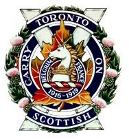 The Toronto Scottish Regiment (Queen Elizabeth The Queen Mothers Own) infantry regiment of the Primary Reserve of the Canadian Army