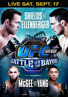 UFC Fight Night 25: Jake Shields vs. Jake Ellenberger