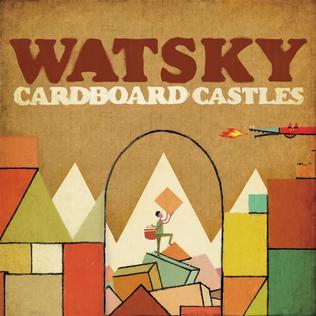 <i>Cardboard Castles</i> 2013 studio album by Watsky