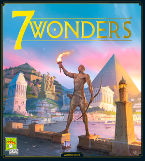 Picture of a game: 7 Wonders