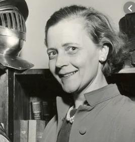 Ada Bruhn Hoffmeyer Danish weapons expert