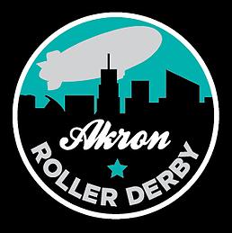 Akron Roller Derby womens flat track roller derby league