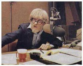 Alan Berg American attorney and talk radio show host