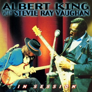 <i>In Session</i> (Albert King and Stevie Ray Vaughan album) 1999 live album by Albert King with Stevie Ray Vaughan