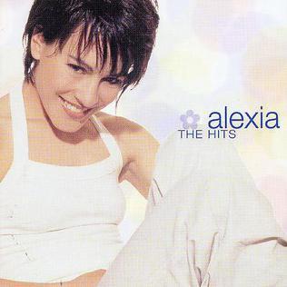 <i>The Hits</i> (Alexia album) compilation album by Alexia