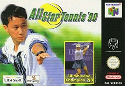 facd4c805ab All Star Tennis  99 - Wikipedia