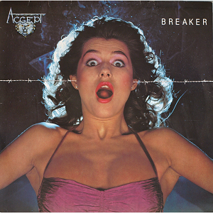 <i>Breaker</i> (Accept album) album by Accept