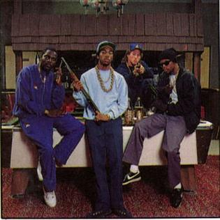 Comptons Most Wanted American hip-hop group