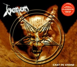 <i>Cast in Stone</i> album by Venom