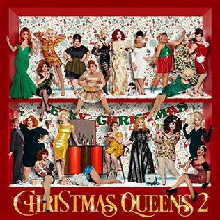 <i>Christmas Queens 2</i> 2016 compilation album by Various artists