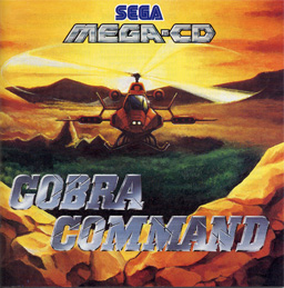 <i>Cobra Command</i> (1984 video game) 1984 arcade video game