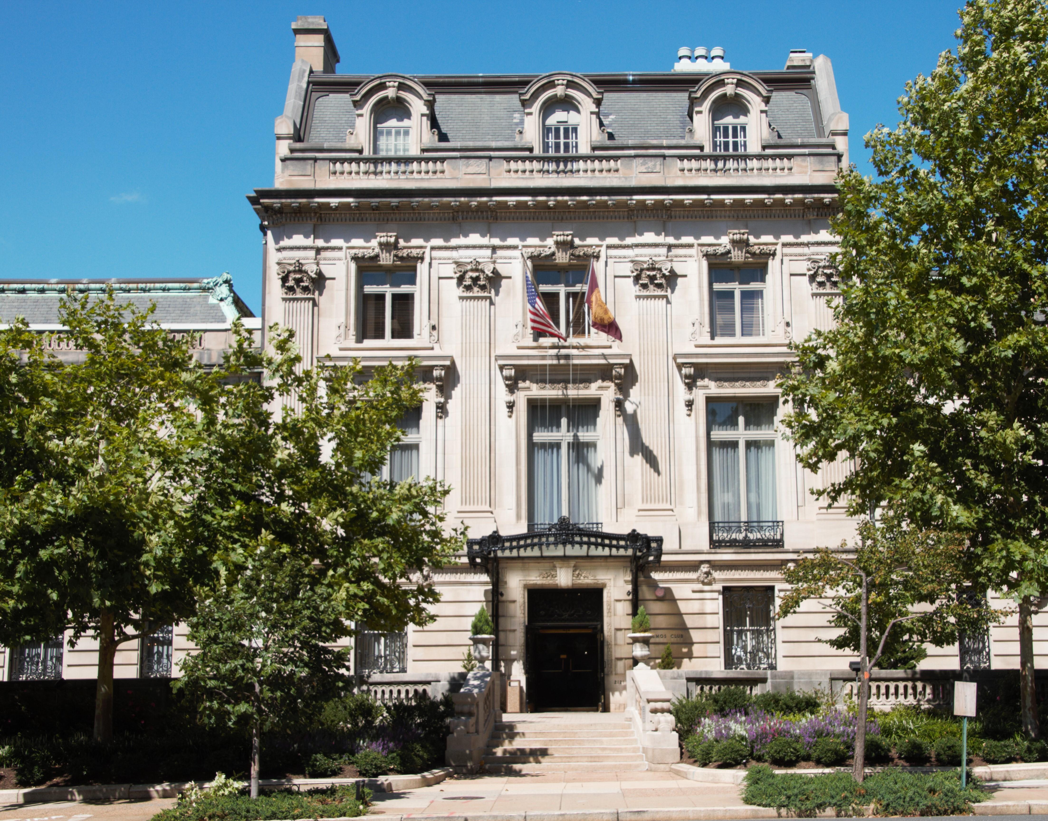 Вашингтон дом крутящийся дом дубай