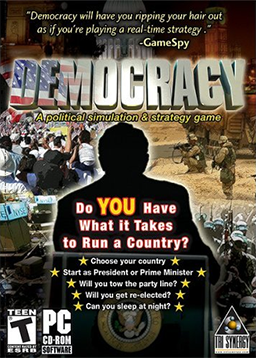 Picture of a game: Democracy