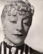 Françoise Rosay actress (1891-1974)