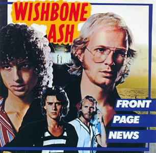 <i>Front Page News</i> 1977 studio album by Wishbone Ash