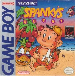 <i>Spankys Quest</i>
