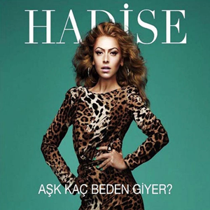 <i>Aşk Kaç Beden Giyer?</i> 2011 studio album by Hadise