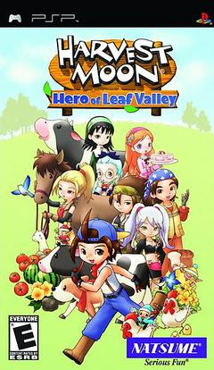 Harvest Moon: Hero of Leaf Valley - Wikipedia