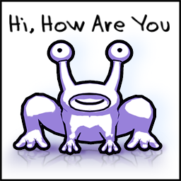 <i>Hi, How Are You</i> (video game)