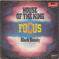 House of the King 1971 single by Focus