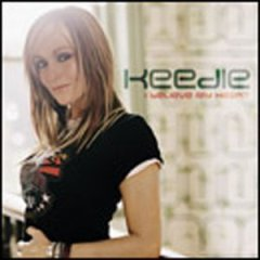 <i>I Believe My Heart</i> 2004 studio album by Keedie