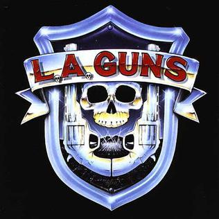 <i>L.A. Guns</i> (album) 1988 studio album by L.A. Guns