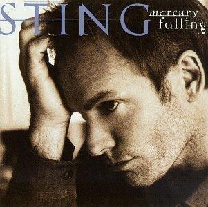 <i>Mercury Falling</i> 1996 studio album by Sting