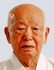 Shūgorō Nakazato Okinawan karateka