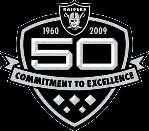 2009 Oakland Raiders season 50th season in franchise history