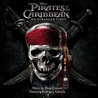 <i>Pirates of the Caribbean: On Stranger Tides</i> (soundtrack) 2011 soundtrack album by Hans Zimmer featuring Rodrigo y Gabriela