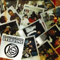 <i>Over Time</i> (album) 2007 compilation album by Hieroglyphics
