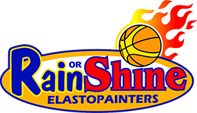 Rain or Shine Elasto Painters Team in the Philippine Basketball Association