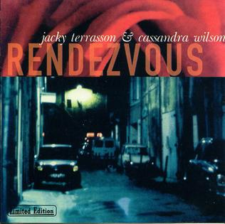 <i>Rendezvous</i> (Jacky Terrasson and Cassandra Wilson album) 1997 studio album by Cassandra Wilson & Jacky Terrasson