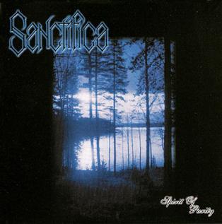 <i>Spirit of Purity</i> 2000 studio album by Sanctifica