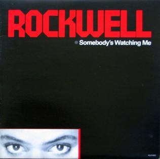 <i>Somebodys Watching Me</i> (album) 1984 studio album by Rockwell