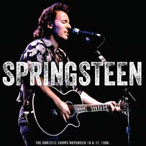 <i>The Christic Shows 1990</i> 2016 live album by Bruce Springsteen