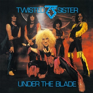 <i>Under the Blade</i> 1982 studio album by Twisted Sister
