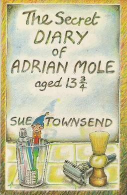 Picture of a book: Adrian Mole Series