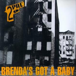 Cover image of song Brendas Got a Baby by 2Pac