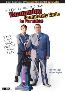 Vacuuming Completely Nude in Paradise (VHS) 2001 Danny