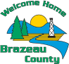 Official logo of Brazeau County