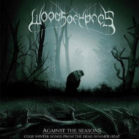 <i>Against the Seasons: Cold Winter Songs from the Dead Summer Heat</i> 2002 EP by Woods of Ypres