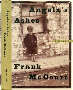 frank mccourts angelas ashes the authors memoir of his life Angela's ashes by frank mccourt bittersweet memoir of growing up in new york in the true story of author frank mccourts life of poverty in the irish city.