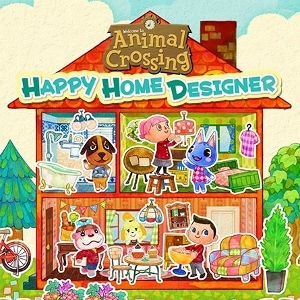 <i>Animal Crossing: Happy Home Designer</i> Video game for the Nintendo 3DS