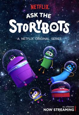 Ask The Storybots Tv Series