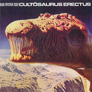 <i>Cultösaurus Erectus</i> 1980 studio album by Blue Öyster Cult