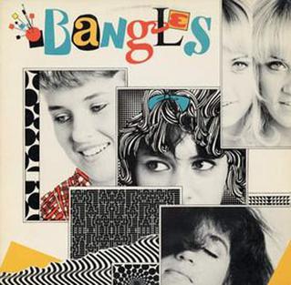 <i>Bangles</i> (EP) 1982 EP by The Bangles
